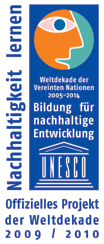 """UN-Dekade """"Bildung für nachhaltige Entwicklung"""""""
